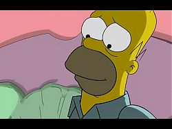Homer Fucking Marge
