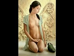 Surrealistic Erotic Sensual Art of Johnny Palacios Hidalgo
