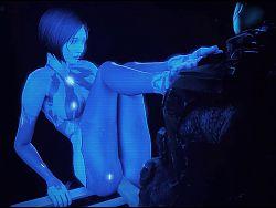 Cortana gets fucked