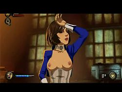 BioShock Elizabeth sex game