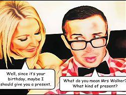 Adult comic - 'Johnny's Birthday'
