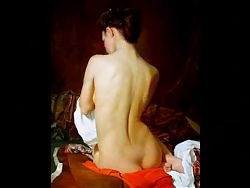 Erotic Paintings of Sergey Marshennikov 1
